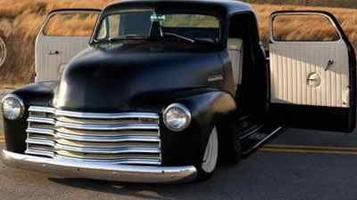1947 Chevy 3100 shortbed truck