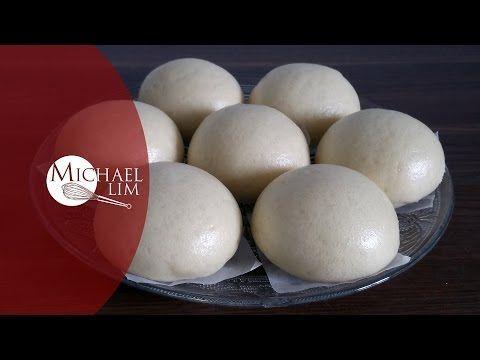 How to Make Super Soft and Moist Chinese Bakery Buns / Char Siu Bao / Chinese Pork Buns 叉烧餐包仔 - YouTube