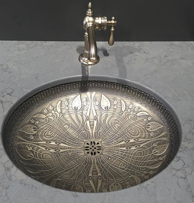 304 best blogtour kbis 2016 images on pinterest design for Sink trends 2016