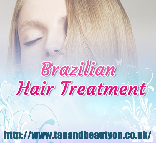 Brazilian hair treatment also referred to as Brazilian keratin treatment is a hair treatment that helps to convert curly, frizzy and wild hair to straight, glossy and soft strands.