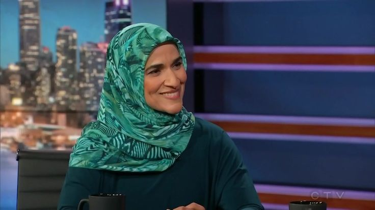 The Daily Show With Trevor Noah S1:E44 Exclusive - Dalia Mogahed talks about terrorism / the media/ Islam