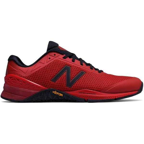 New Balance Minimus 40 Trainer Men's Cross-Training Shoes ($120) ❤ liked on Polyvore featuring men's fashion, men's shoes, men's sneakers, new balance mens sneakers, mens breathable shoes, new balance mens shoes, mens shoes and mens cross training shoes