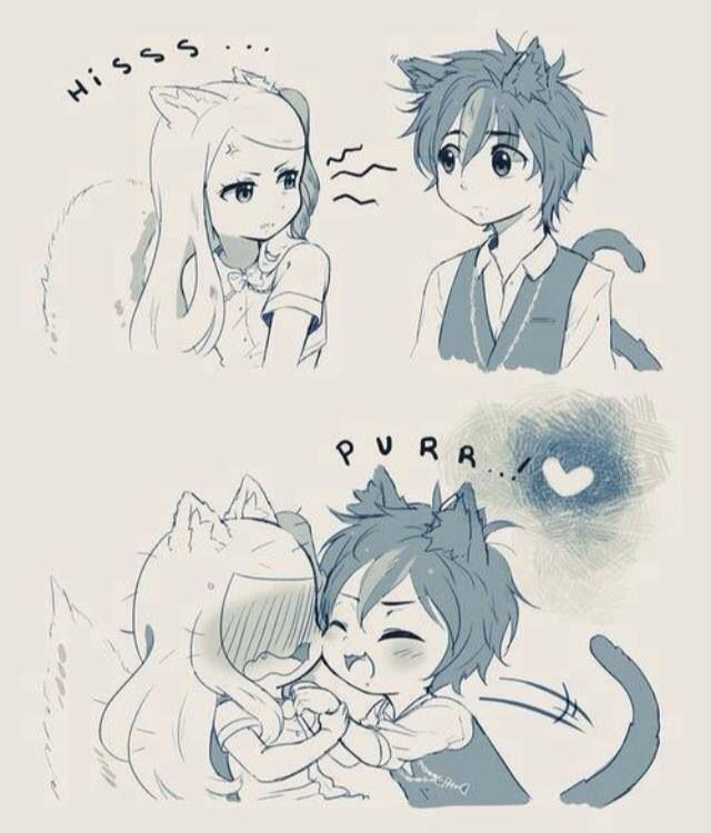 49 best images about Cute Anime Couples on Pinterest ...