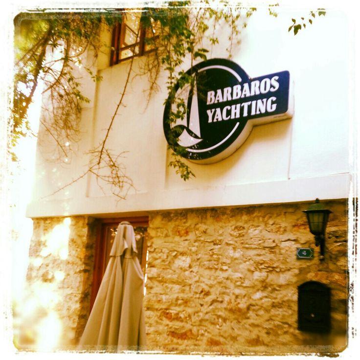 Barbaros Yachting şu şehirde: Bodrum