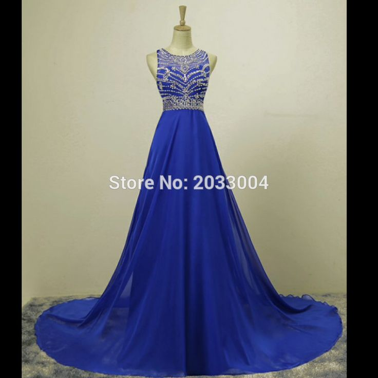 Find More Prom Dresses Information about Floor length Royal Blue Chiffon Beaded Bodice Prom Dresses 2016,High Quality dress yoga,China bead roller Suppliers, Cheap dress tiffany from Lulu Design on Aliexpress.com