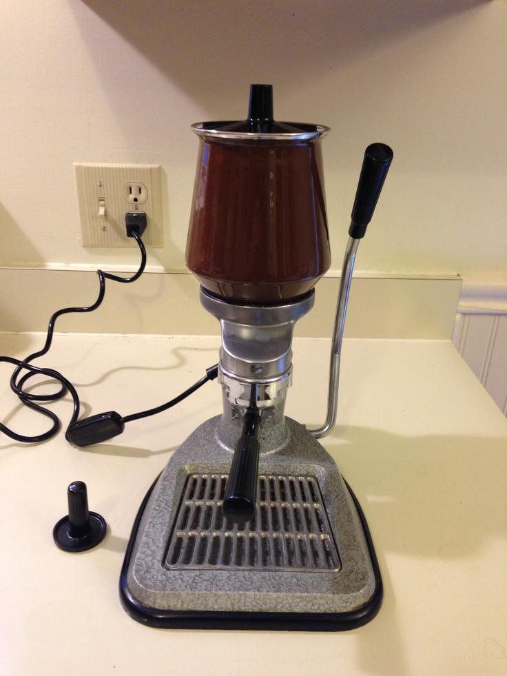 Lan san marco espresso machine