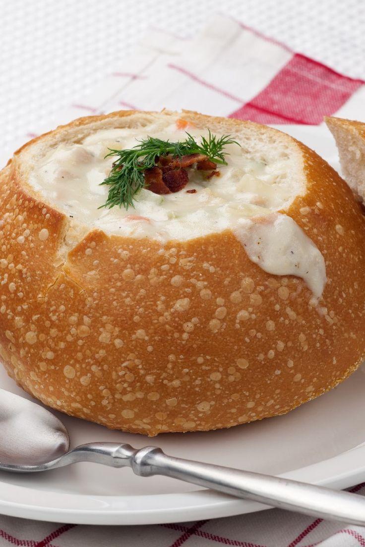 Italian Bread Bowls | KitchMe