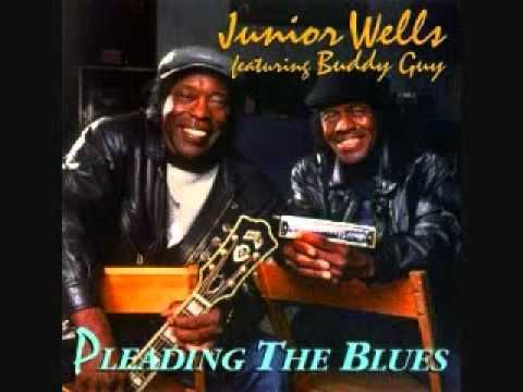 Junior Wells - It Hurts Me Too