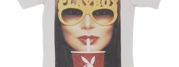 Eleven Paris ressort les vieux magazines Playboy pour l'automne 2013 et confectionne des T-shirts vintage très tendance. De quoi vous faire remarquer dans les règles de l'art.