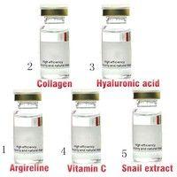 Wish | 10ml Women Skincare Beauty Collagen Serum Vitamin C  Hyaluronic Acid