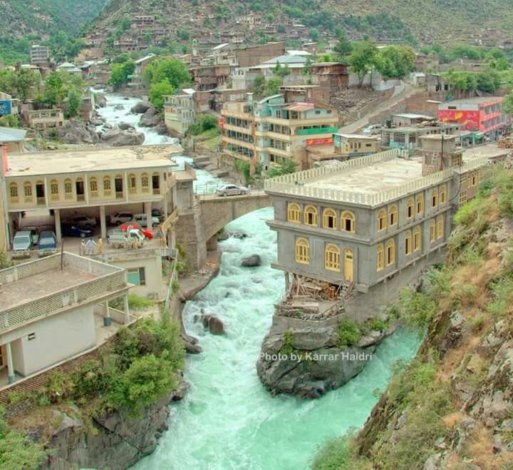 BaHrAiN , SwaT VaLLeY, PaKisTaN  !!!! ( oLd PiC )