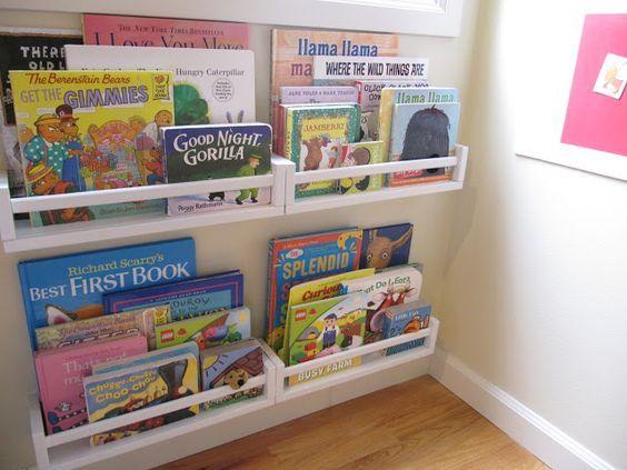 Best 25+ Spice Rack Bookshelves Ideas On Pinterest