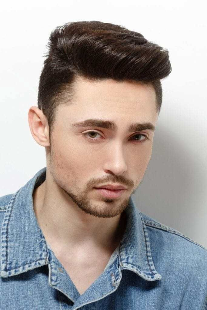 Men S Hairstyles 2020 Mohawk Hairstyles Men Men New Hair Style Haircuts For Men
