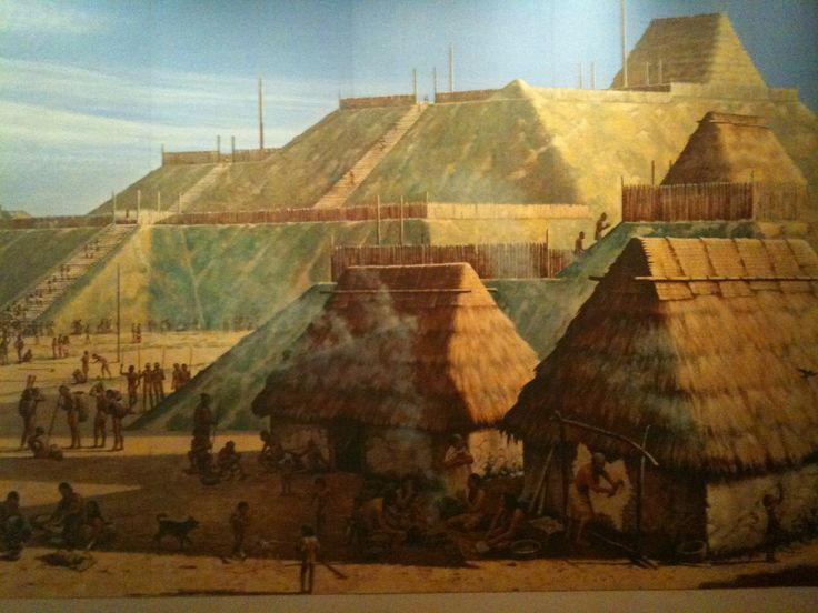 Before Christopher Columbus started to find a new route to Asia, an ancient city like no other was booming on the new northern continent. Cahokia - The City of the Sun.