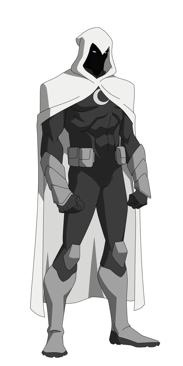 Moon Knight Redesign by Bobkitty23.deviantart.com on @DeviantArt