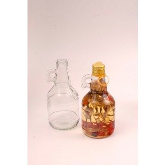 Sticla 500 ml Galone   Sticle cadou marturii nunta   Sticle alcool pt nunta