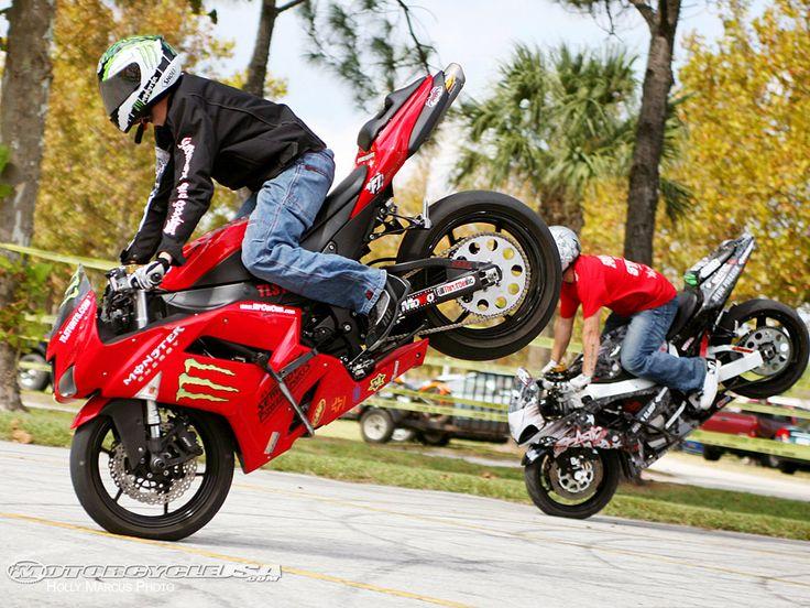 54 Best Street Bike Stunts Images On Pinterest Biking Car And Cars