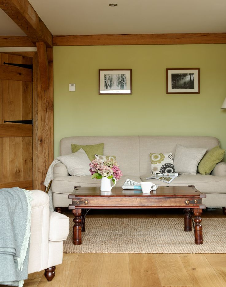 Border Oak Oak Framed Sitting Room