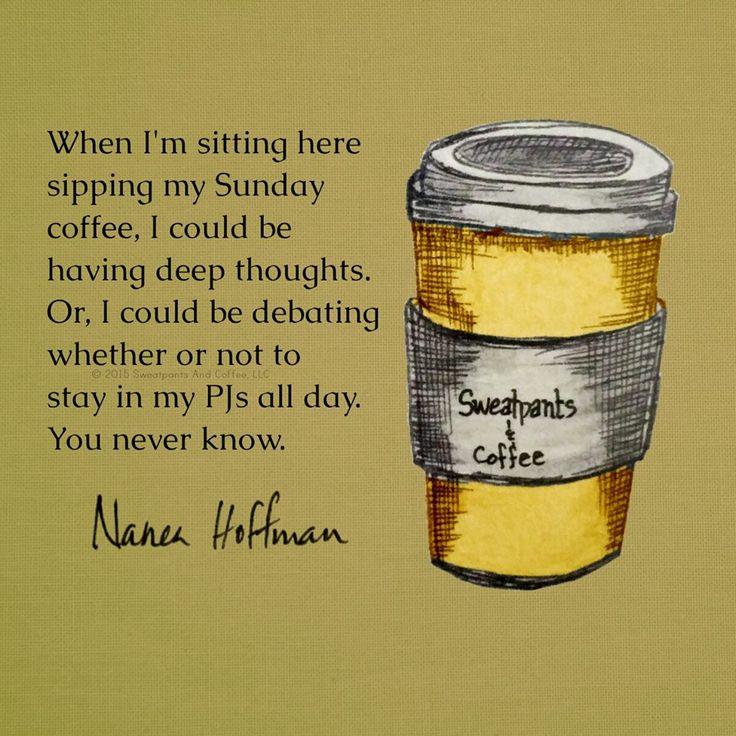 Sunday coffee, Happy sunday and Good morning on Pinterest
