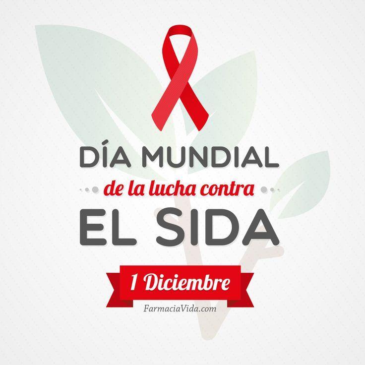 1 diciembre: Día Mundial de la Lucha Contra el #Sida  ESTADÍSTICAS MUNDIALES:  Alrededor de 19,5 millones de personas tenían acceso a la terapia antirretrovírica en 2016.  Unos 36,7 millones de personas vivían con el VIH en 2016 en todo el mundo.  Aproximadamente, 1,8 millones de personas contrajeron la infección por el VIH en 2016.  Cerca de un 1 millón de personas fallecieron a causa de enfermedades relacionadas con el sida en 2016.  Unos 76,1 millones de personas contrajeron la