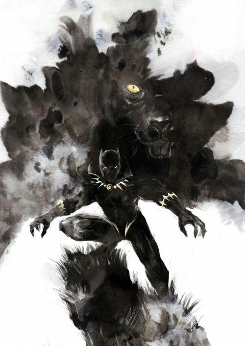 Black Panther - Naratani