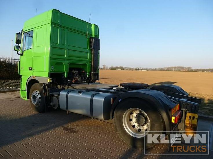For sale: Used and second hand - Tractor unit DAF XF 105.460 #daftrucks #kleyntrucks
