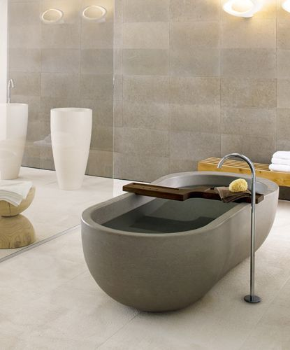 just in case we ever become billionaires that can afford tubs like this one.