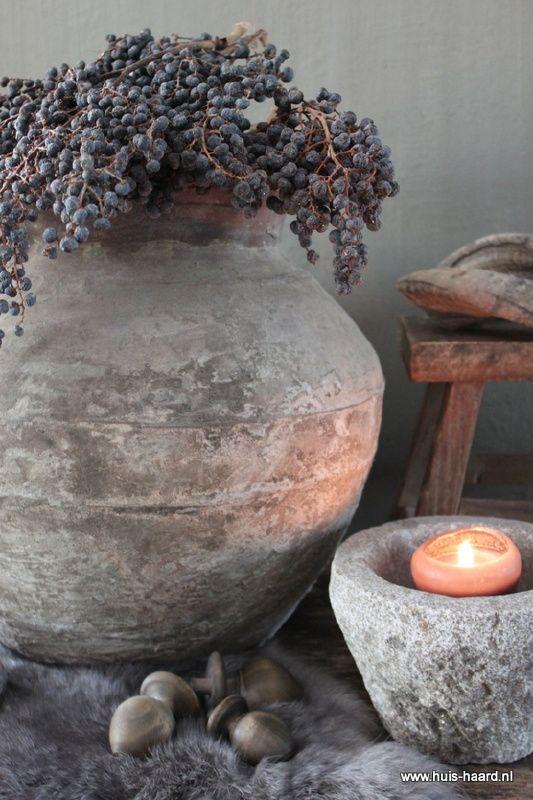 Oude  waterpot