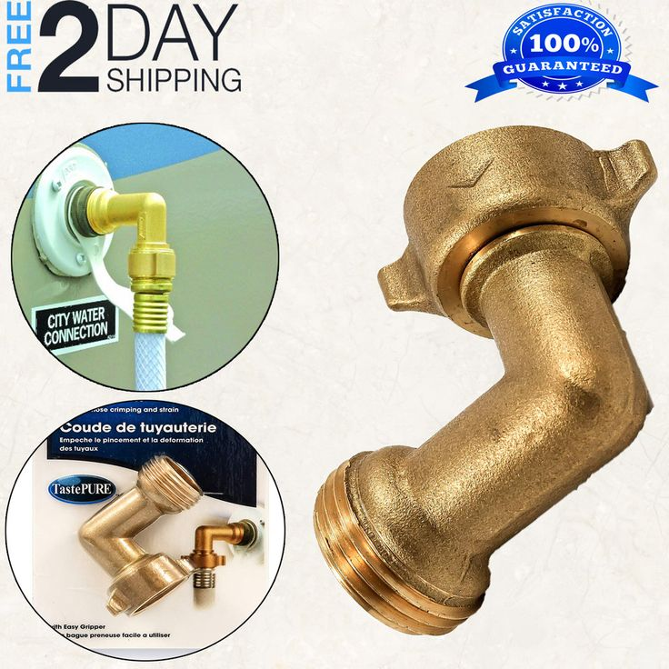 Connector Hose Garden 90 Degree angel flex Elbow Water