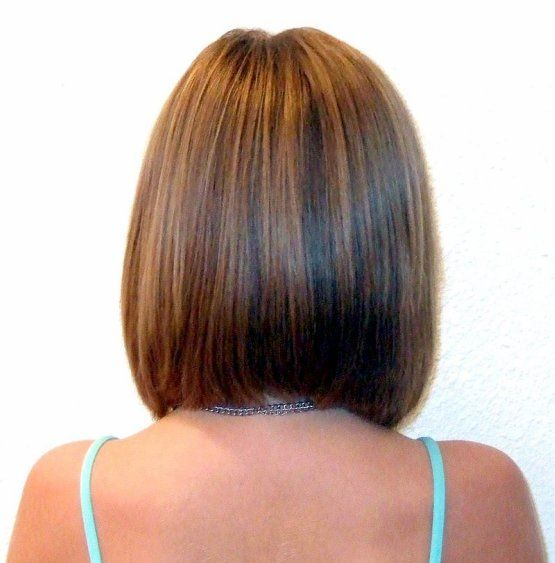 A Line Bob Haircuts Front And Back | Short Hairstyle 2013