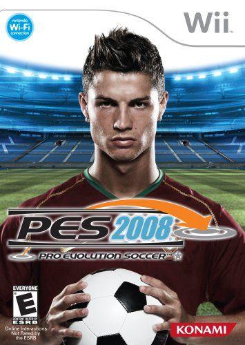 Pro Evolution Soccer 2008 - Nintendo Wii
