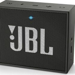 JBL GO Black - obrázok 1