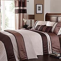 Manhattan Mocha Bed Linen Collection