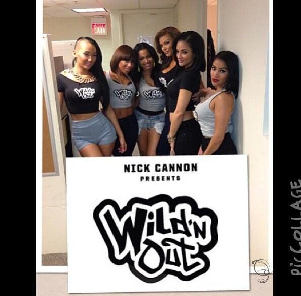 Meet The Wild'N Out Girls Season 5, Tuesdays On MTV2 11