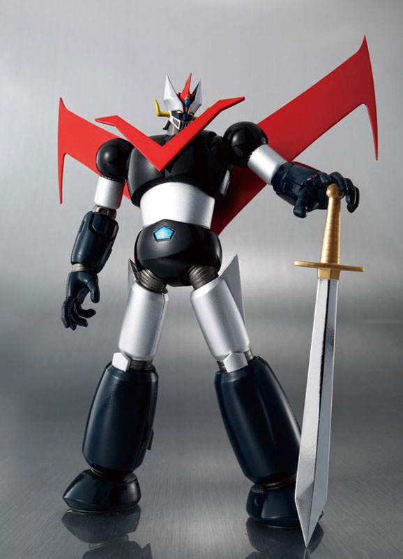 Super Robot Chogokin: Great Mazinger