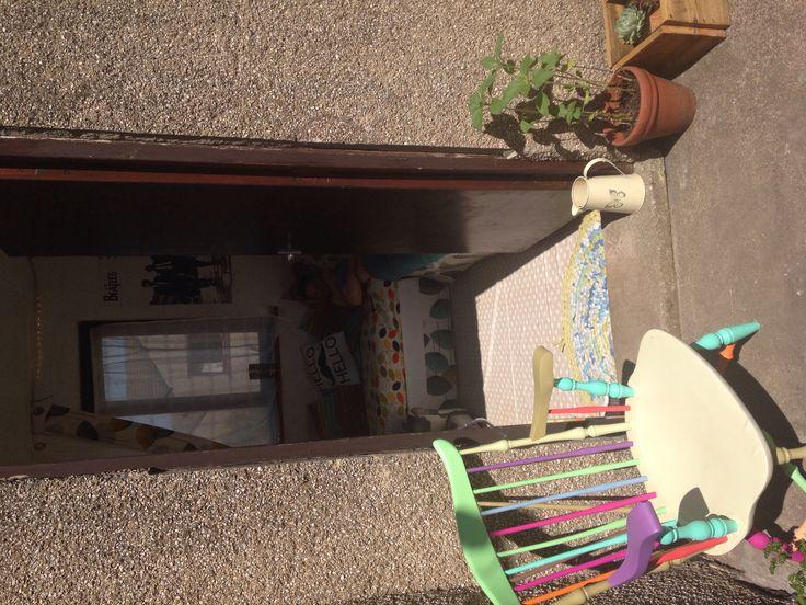 Shelti's sun house/garage xx