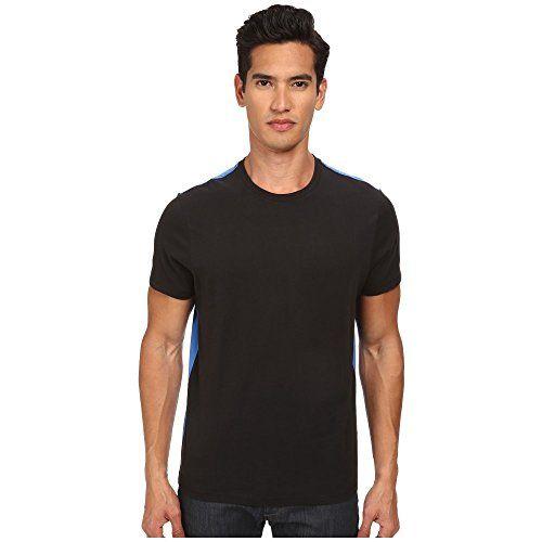 (ジャック スペード) Jack Spade メンズ トップス Tシャツ Murray Color Block T-Shirt 並行輸入品  新品【取り寄せ商品のため、お届けまでに2週間前後かかります。】 表示サイズ表はすべて【参考サイズ】です。ご不明点はお問合せ下さい。 カラー:Black