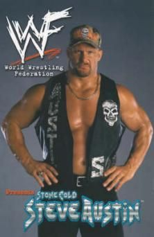 WWF Stone Cold Steve Austin | Buy Wwf (world Wrestling Federation) Presents: Stone Cold Steve Austin, the man who exemplified The Attitude Era