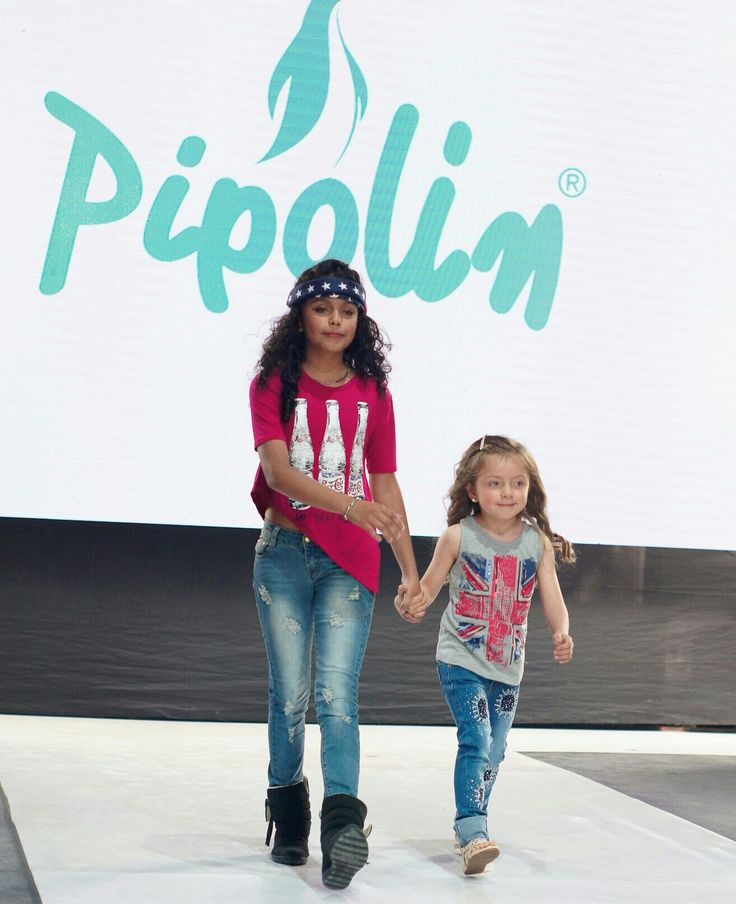 Pipolin.  Jeans y blusas fashion