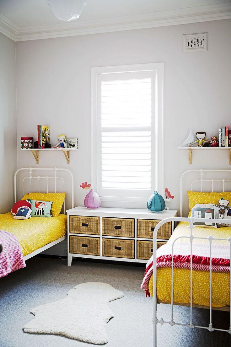 best shared girlus room images on pinterest bedroom boys girl