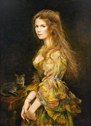 Portret Suzanne