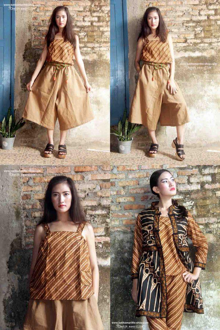 Batik Amarillis  Made in Indonesia