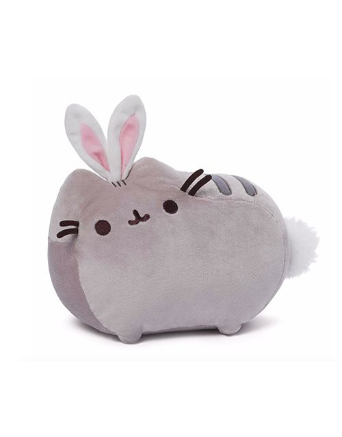 "Pusheen Easter Bunny Plush 11"" - SUDDENLY CAT"