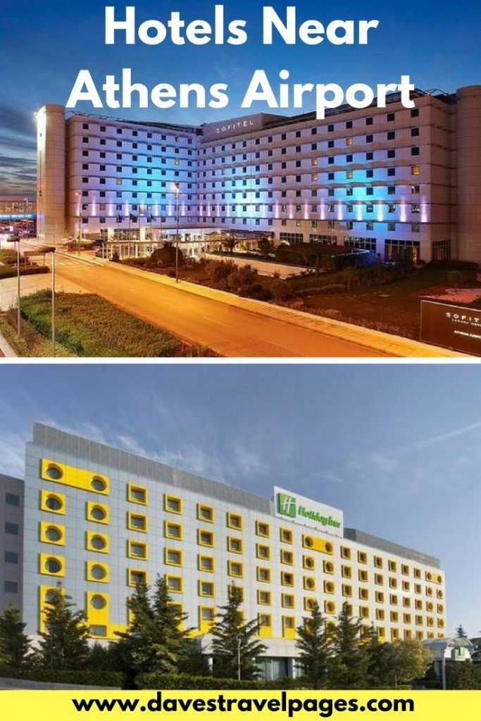 Hotels Near Athens Airport The Best