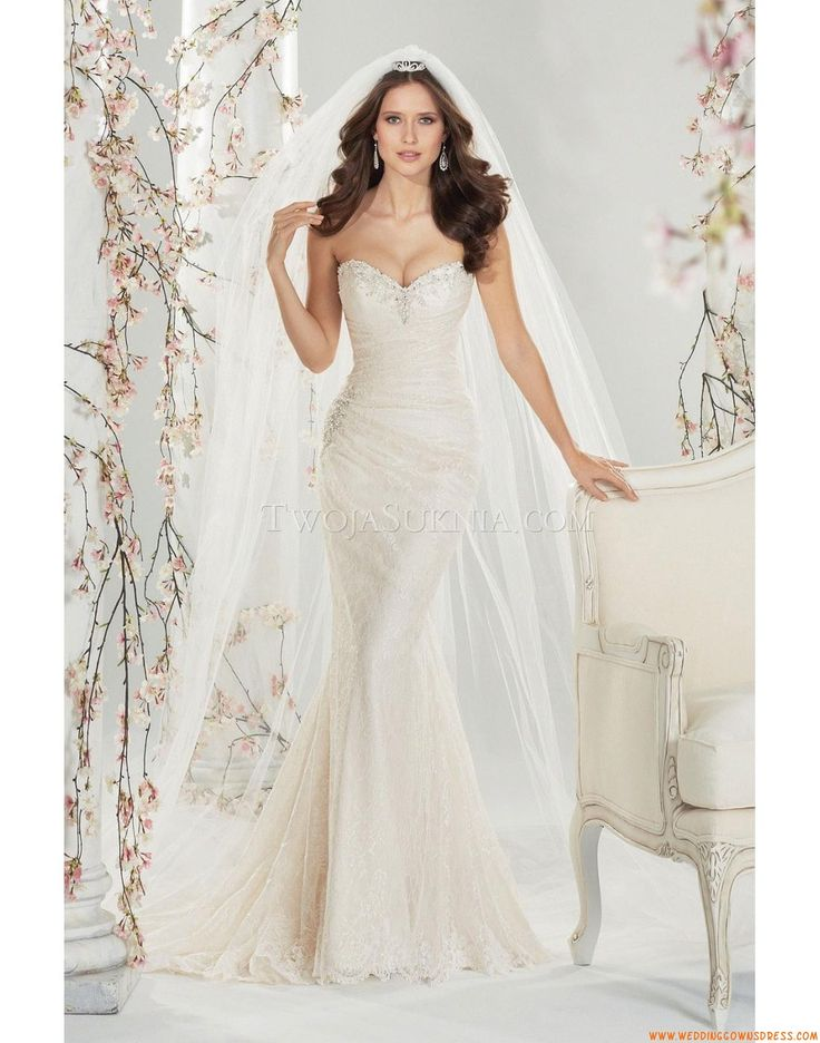Wedding Dresses Sophia Tolli Y11415 Spring 2014