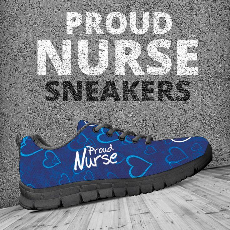 MENS SNEAKERS *Proud Nurse* – My Shopn
