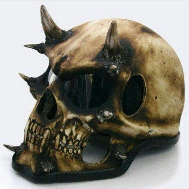 #helmet #skullhelmet #motorcycle For more info : www.doctorhelmet.com