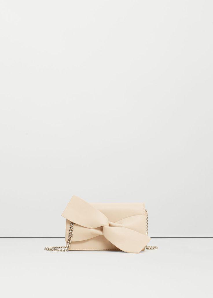 Small knot bag | MANGO