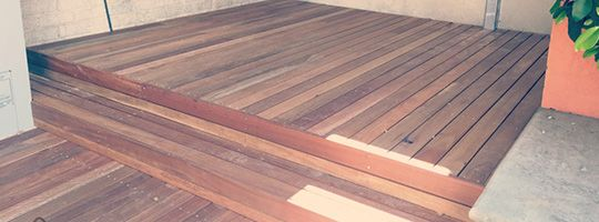 """""""They were fantastic!!! Best experience we have ever had with a builder. Our decks look beautiful, are finished to the highest standard. We would definitely use them again and recommend them to all our friends.""""  Lina, Aspendale Vic. 30 Jan 2015"""