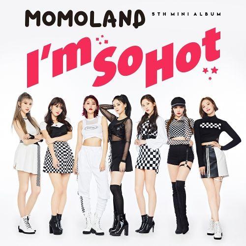 Free Download MOMOLAND - I`m So Hot Full Album Music Mp3